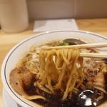 らーめん 鱗 - 麺リフト~