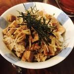 壱まる家 - 料理写真:チャーシュー丼