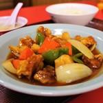 竜丹 - 料理写真:酢豚