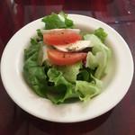 レストラン シロー - ランチサラダ