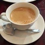 レストラン シロー - 食後のコーヒー