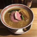 麺肴 ひづき - コクにごり大盛り960円