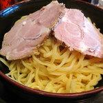 盛壱 - つけ麺並盛り+チャーシュー