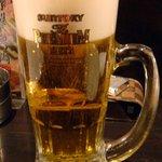 10387654 - 1杯目 プレモル 生