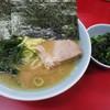 末広家 - 料理写真:ラーメン+ほうれんそう増し!