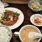 中国料理 興龍 - 料理写真:ランチ