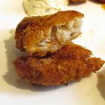 ウィン・ウィン - 白身魚のフライ