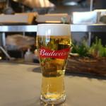 ディグ イン サンドウィッチ - ドラフトビール