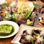 寿司居酒屋 太郎丸 - 5000円コース