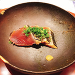 京極寿司 - カツオのスモーク