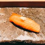京極寿司 - マス