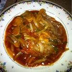 Shishiria - チキン カチャトラソース