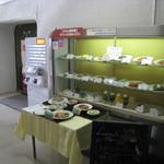 中央区役所 グリル - 外観