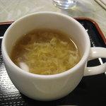 中央区役所 グリル - スープ