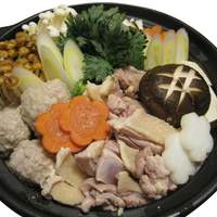旬彩 伍合 - 地鶏鍋(要予約)
