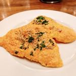 酒飲めイタリアン マカロニ - 料理写真:『チーズせんべい』様(400円)
