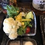 103881139 - 野菜もしっかり!