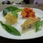 PIKOSHHHU - 前菜盛り合わせ3種