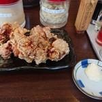 鶏たけ商店 - 料理写真:唐揚げ(5個)