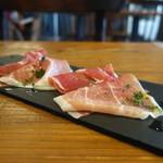 Pizzeria&Osteria AGRUME - プロシュートアップ