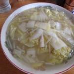しゃんタンメン - 料理写真:タンメン¥700