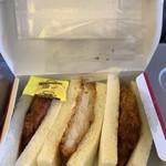 ANAフェスタ - 料理写真:矢場とんのが食べたかった