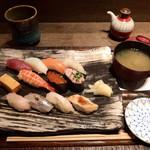 寿司の磯松 - 磯松握り