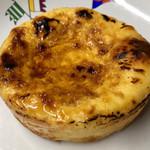 やまびこベーカリー - チーズケーキのタルトパンブリュレ