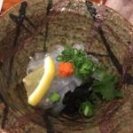 Kaisenyakaishimmaru - のれそれポン酢