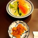 洋食屋牛銀 - サラダ