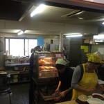 弁天の里 - 厨房