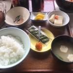 弁天の里 - お料理