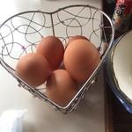 弁天の里 - 卵
