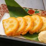 熊本辛子レンコン