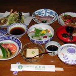 喜久粋 - 料理写真:4200円会席料理