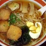 ラーメン大翔 - 料理写真:カツラーメン