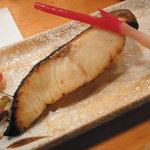 竹寿し - タラ西京焼き