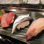 竹寿し - 上寿司(一部)