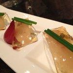 舞桜 - 煮凍り握りアップ