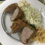 103900916 - 米澤豚とんかつ ヒレ