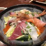 嘉鮮 - 海鮮サラダ