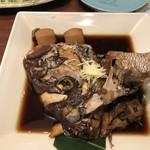 嘉鮮 - 鯛のかぶと煮