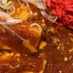 蒙古タンメン中本 - 樺太丼