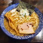 光そば - 料理写真:光そば(らぁ麺 730円)