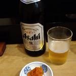 Sushizen - うにクラゲあてにつけてくれはりました。