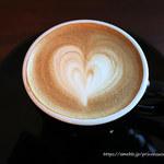 ペリカンコーヒー - カフェラテ