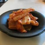 京城園 - 白菜キムチ