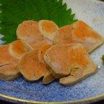 江戸前きよ寿司 - 自家製あんこう肝