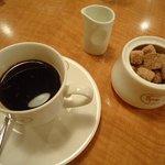 レストラン プルミエ - 食後のコーヒー