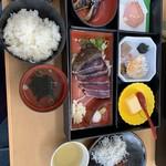 レストランかつお船 -